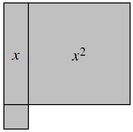 Find The Perimeter And Area Of Each Figure Made Algebra Tiles Below Homework Help